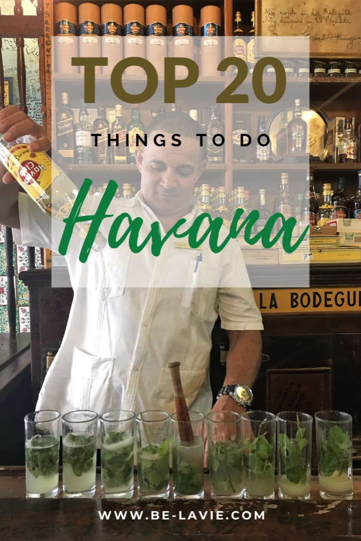 Top 20 Things to do in Havana
