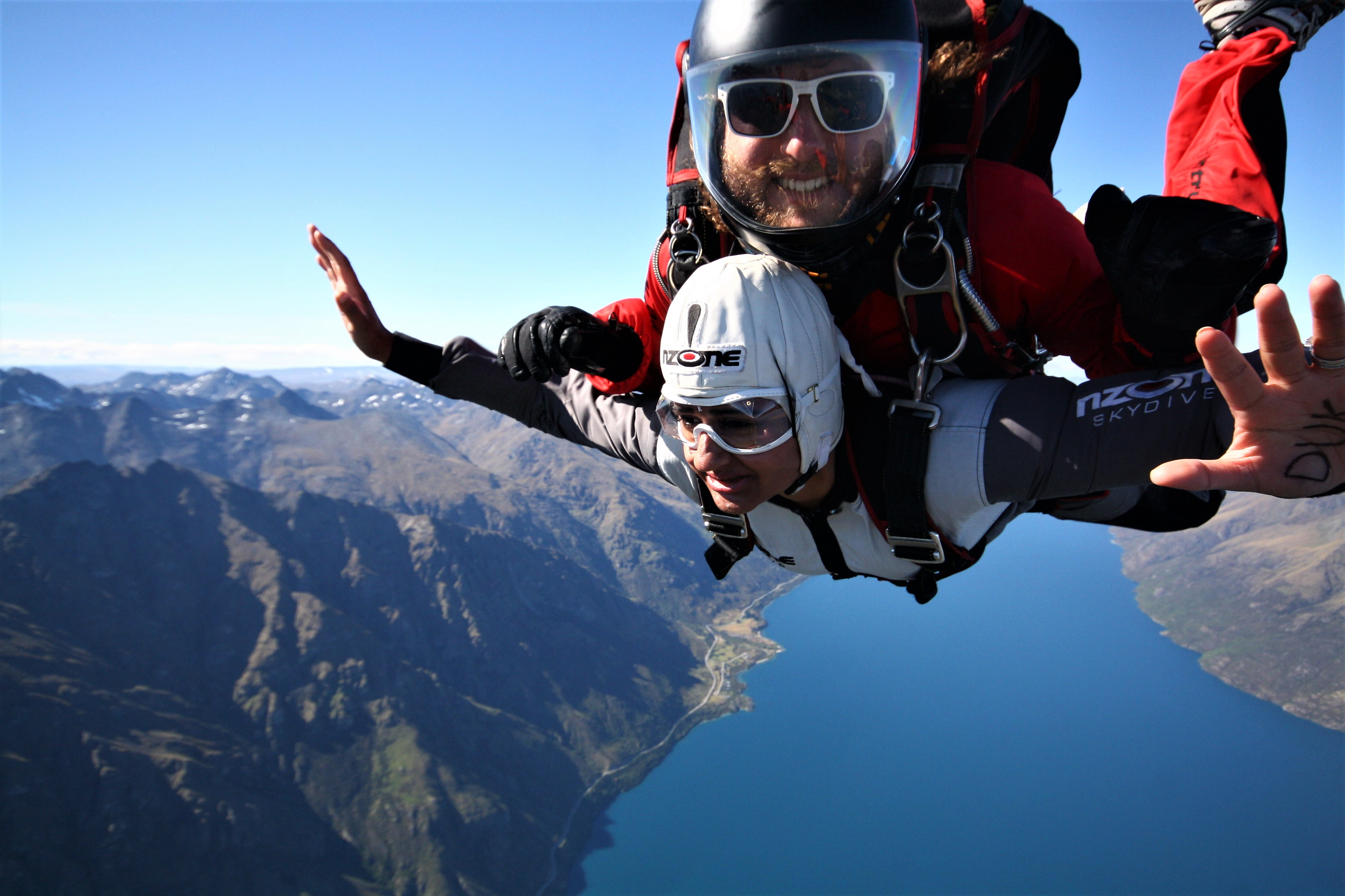 The challenge of living and travelling with Type 1 Diabetes Skydive for Diabetes UK