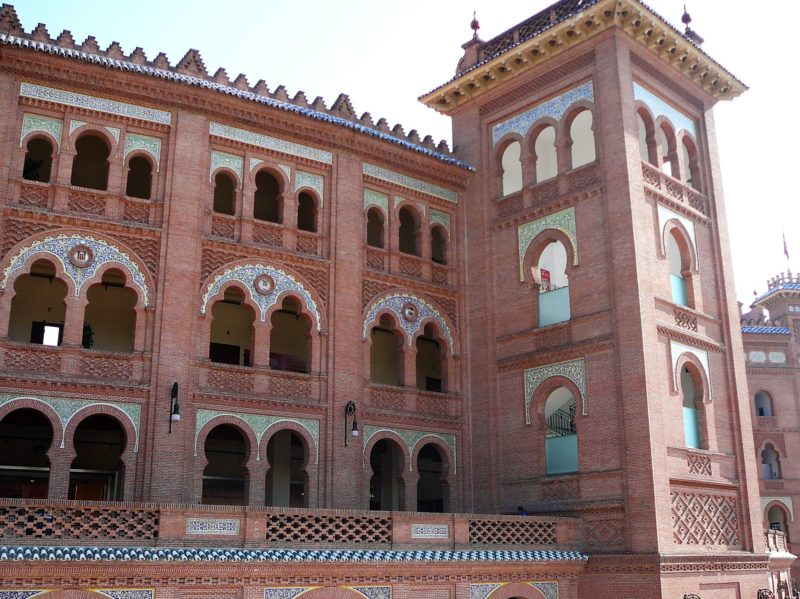 Las ventas, Plaza del Torros, madrid