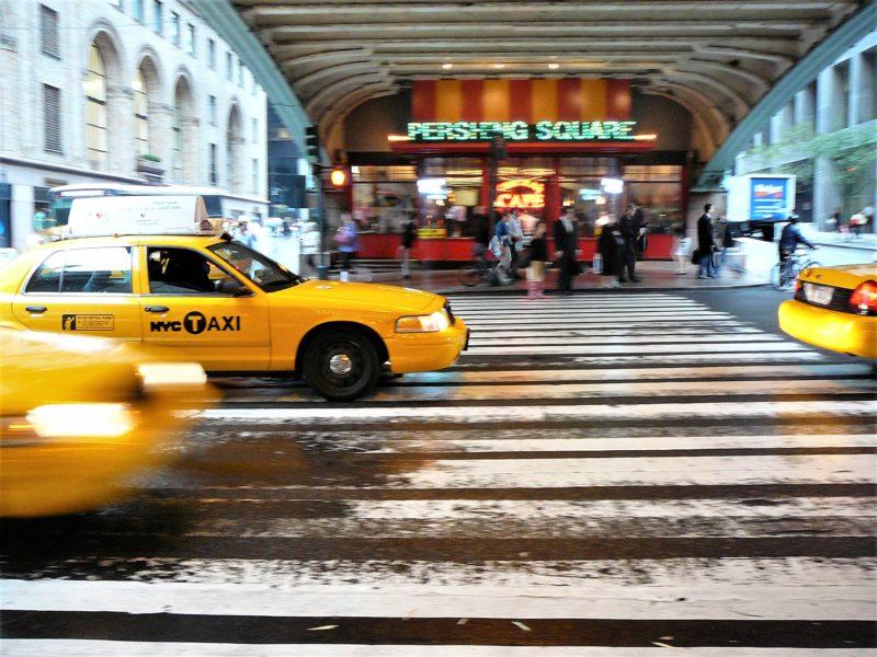 New York minimoon Pershing Square