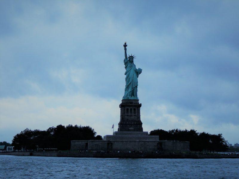 New York minimoon Statue of Liberty