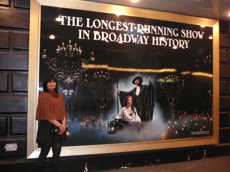 New York minimoon Broadway