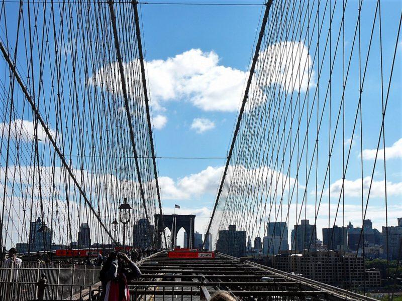 New York Minimoon The Brooklyn Bridge