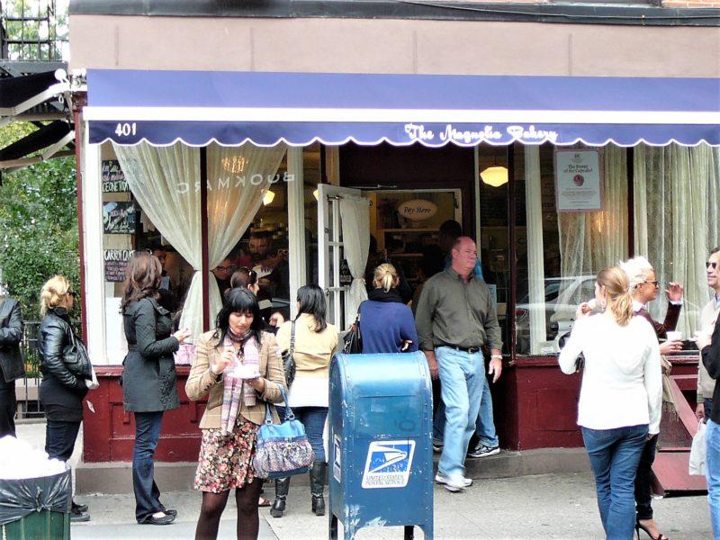 New York minimoon The Magnolia Bakery