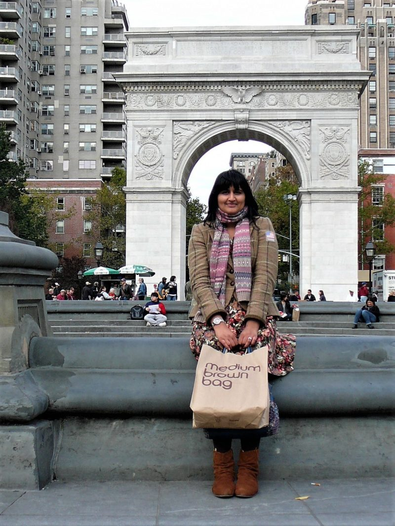 New York minimoon Shopping