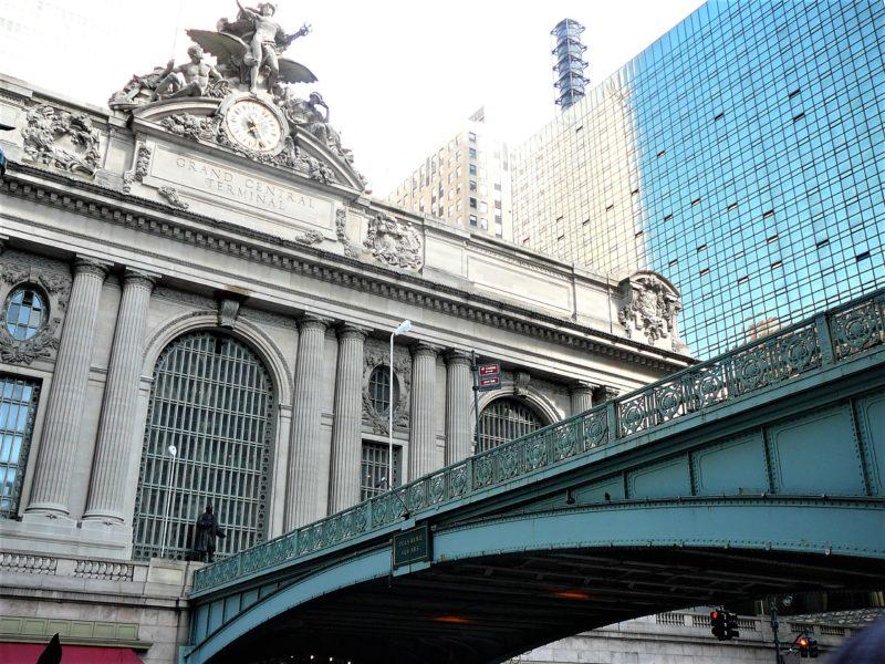 New York minimoon Grand Central Station