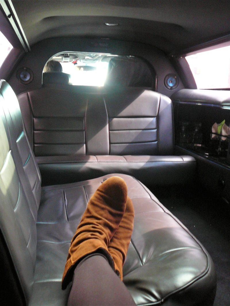 New York minimoon Limousine transfer