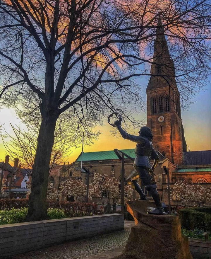A Locals Guide to Historic Leicester