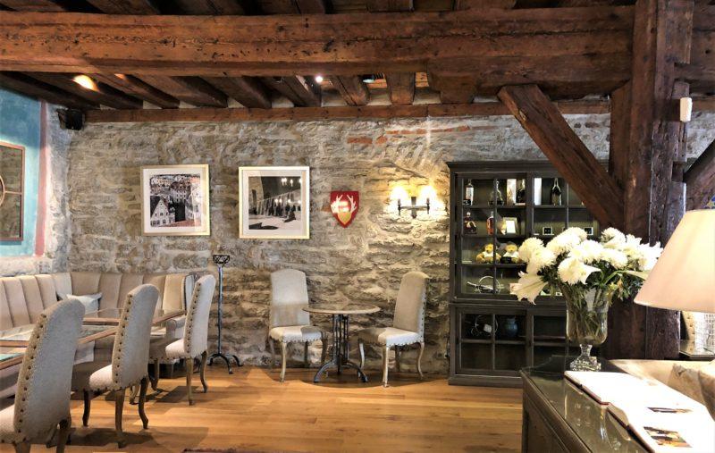Schlossle Hotel Tallinn: A luxury Hotel Review