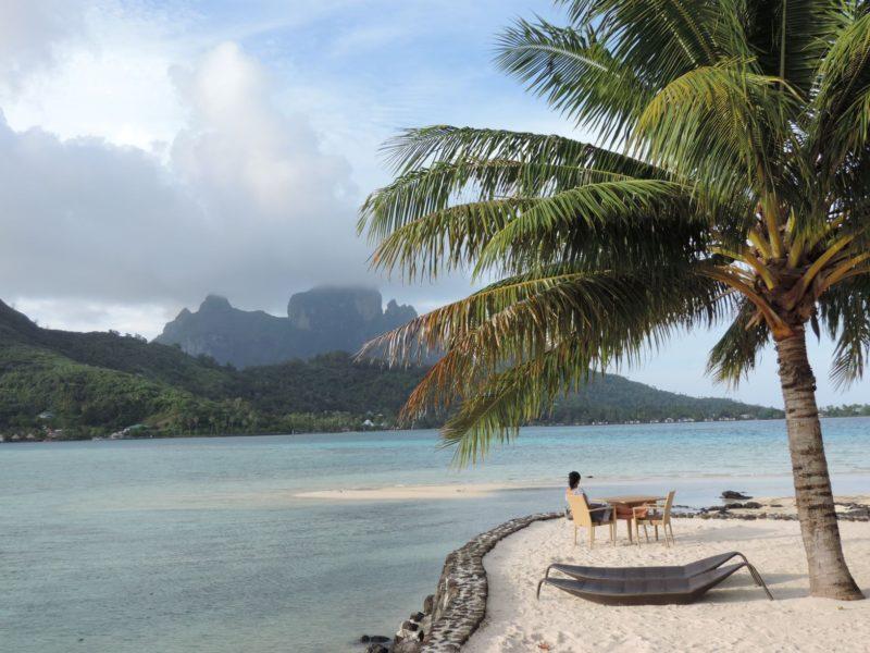 Bora Bora: Sofitel Private Island Beach