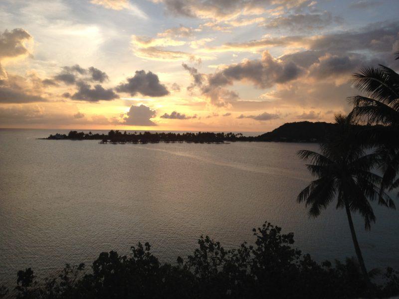 Sofitel Private Island Sunsets