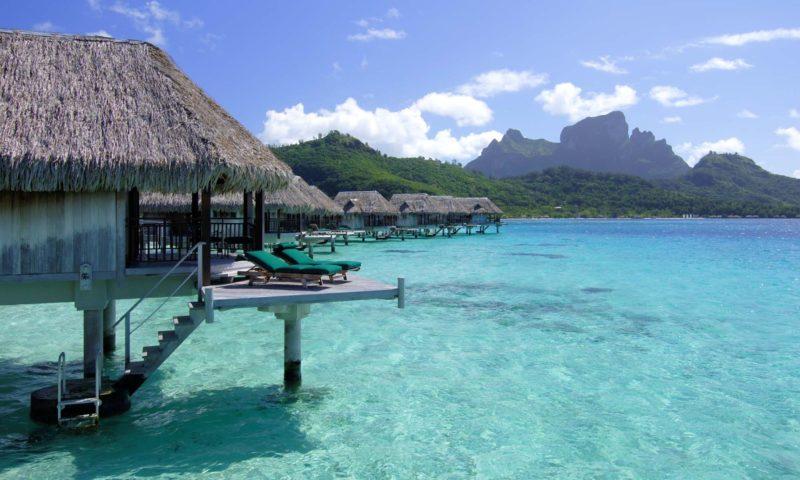 Sofitel Private Island overwater villas