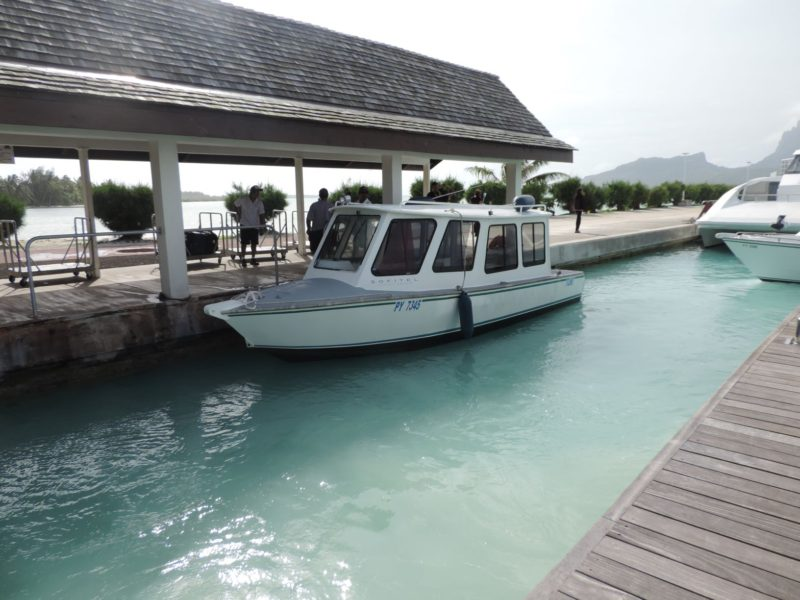 Bora Bora Airport Resort Yachts