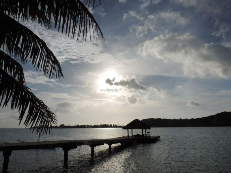 Bora Bora: Sofitel Private Island Sunsets