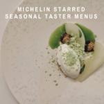 The Taster Menu at Michelin-Starred, John's House, Mountsorrel