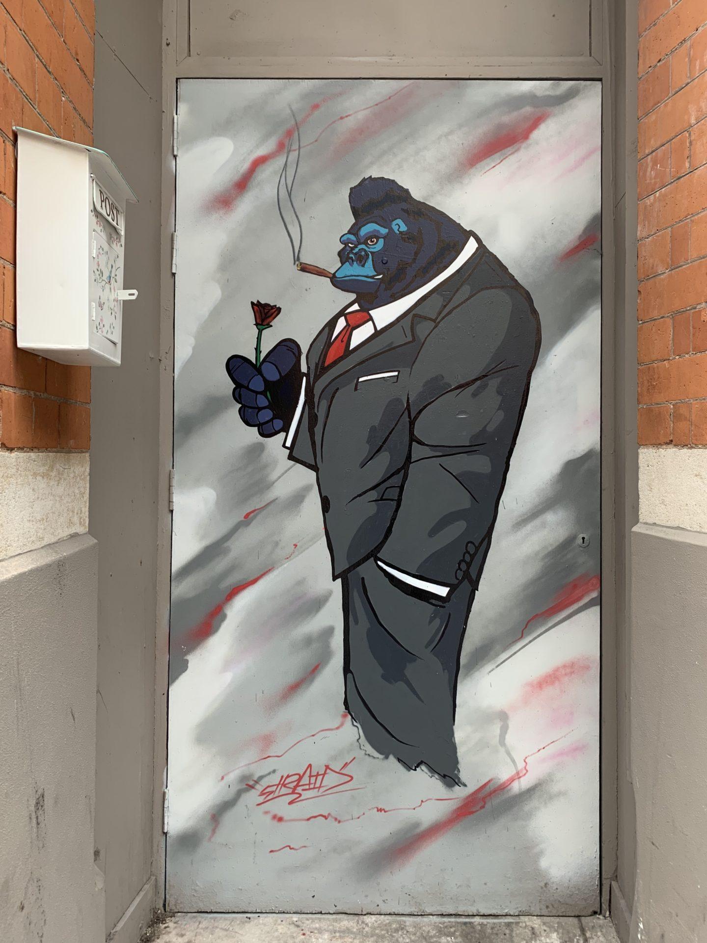 The urban street art scene transforming Leicester