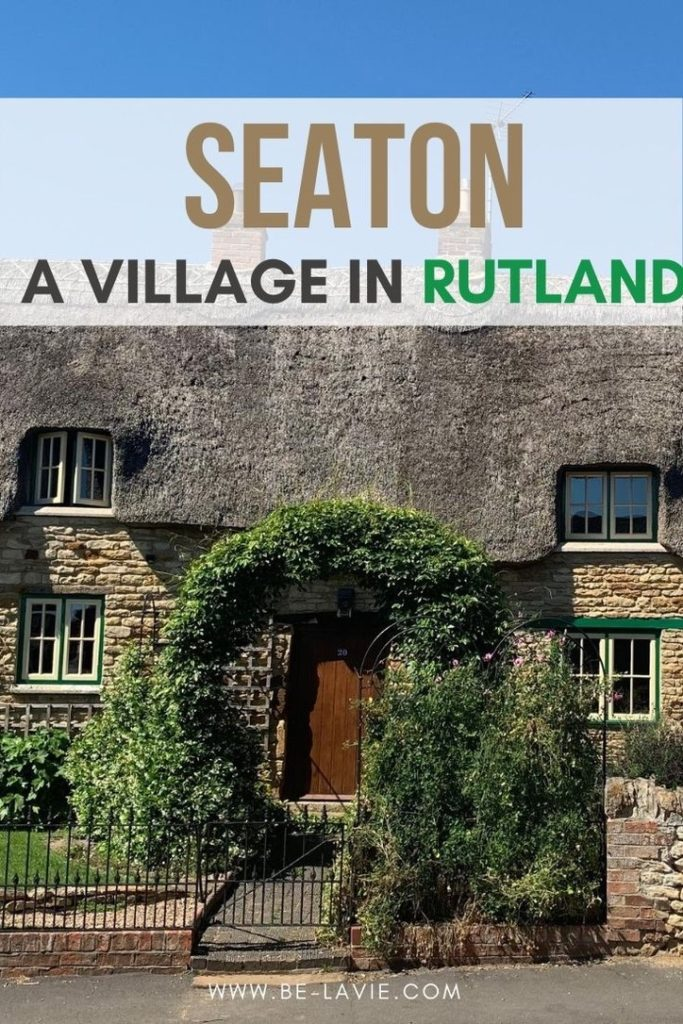 Introducing the village of Seaton in Rutland