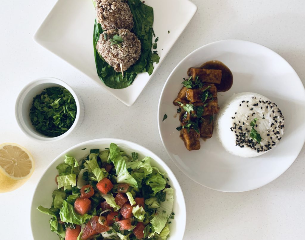 Pomelo & Rocket Vegan Dinner Club