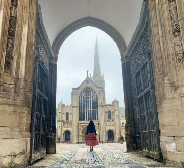 Norwich Cathedral West Gate