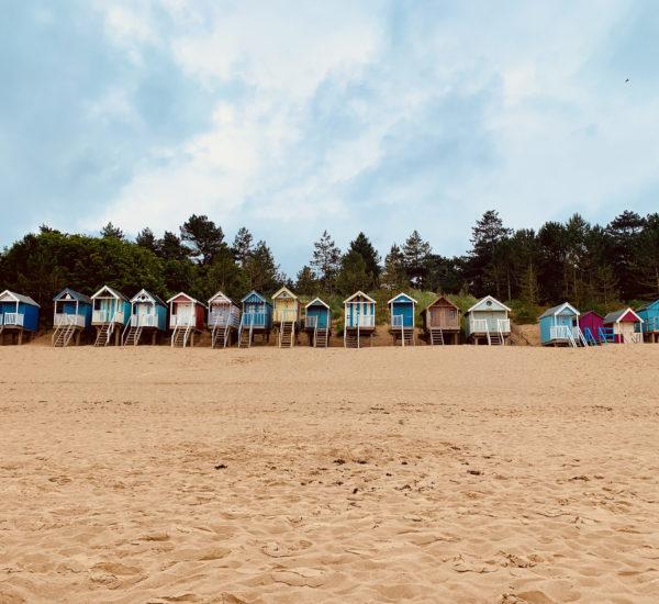 Wells Beach Huts